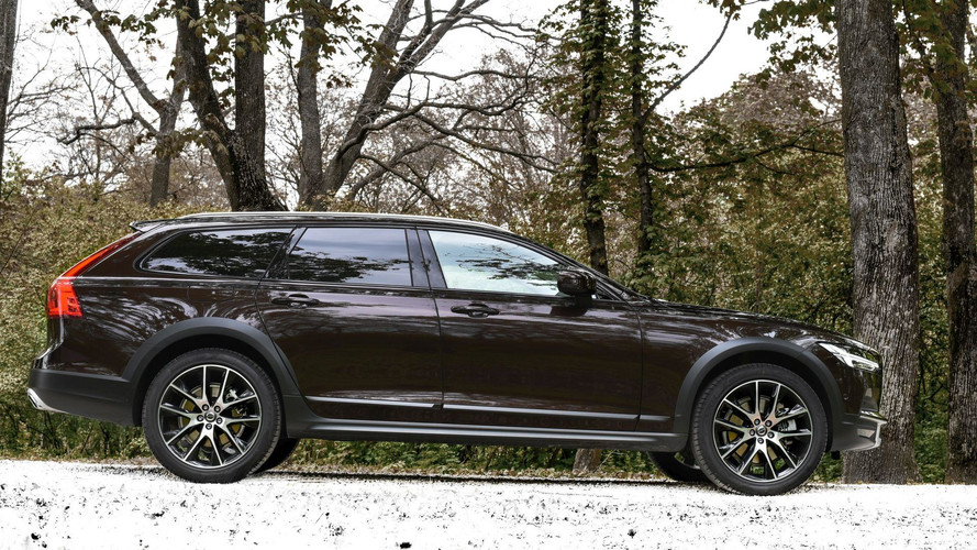 Volvo V90 Cross Country D5 AWD Teszt
