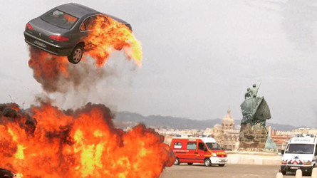 Taxi 5 - Les premières images de tournage !