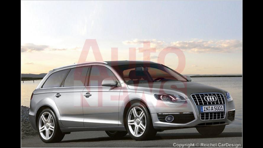 Audi: Spritspar-Systeme, Kombi und Cabrios kommen