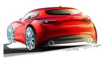 Mazda3 Render