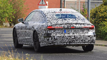 Audi A7 casus fotoğrafları
