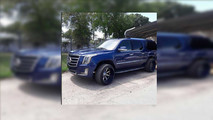 2007 Cadillac Escalade Custom
