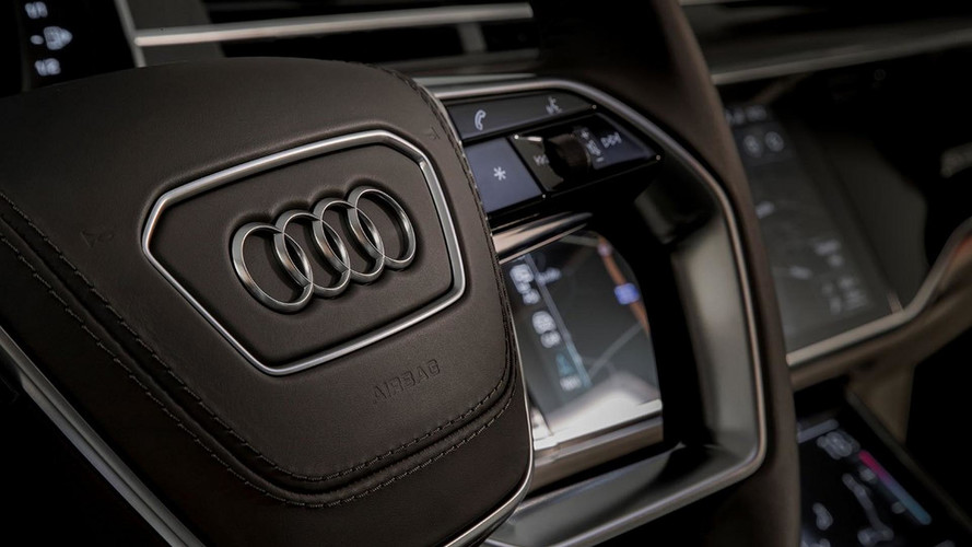 Audi A8 Teaser Madness Continues: Bloggers Blindfolded