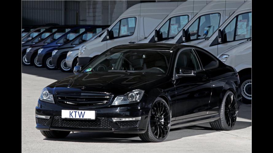 Die schwarze Seele des Benz