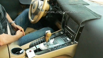 First Interior Shot of Porsche Panamera