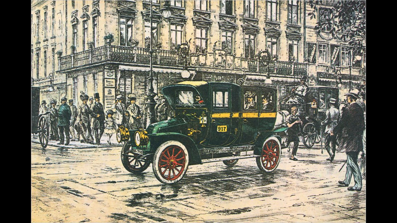 Renault-Taxi (1907)