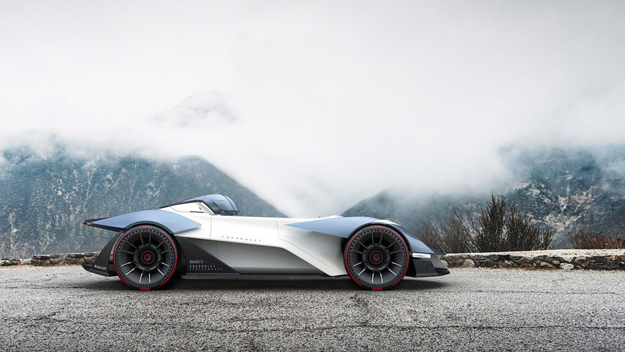 Chevrolet Monza SS tasarım yorumu