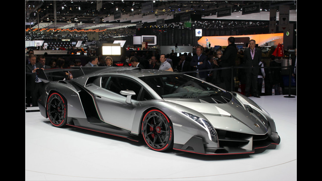 Lamborghini Veveno