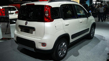 2012 Fiat Panda 4x4 at Paris Motor Show
