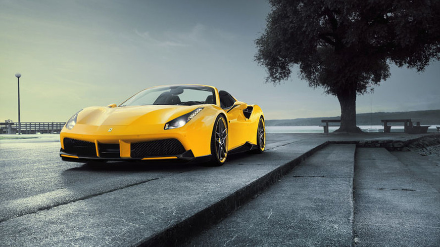 Vidéo - A la découverte de l'aérodynamique de la Ferrari 488 GTB