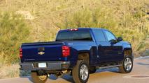 2016 Chevrolet Silverado HD unveiled