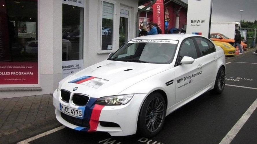 New Ring Taxi is the E90 M3
