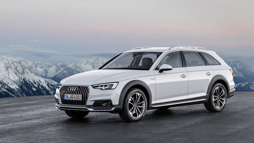 2017 Audi A4 Allroad arrives in US this fall for $44,950