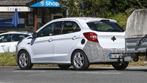 Ford Fiesta-based Ka+ finally coming to Europe this year