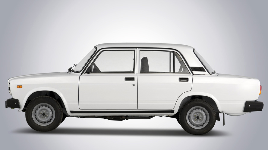 Soviet Cars Were Weird: Lada Classic series
