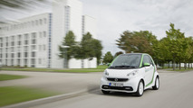 2012 Smart ForTwo Electric Drive and ebike 16.08.2011