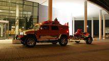GeigerCars.de Christmas HUMMER H2