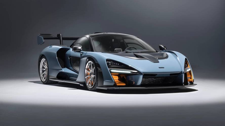 McLaren Senna – all the facts and figures