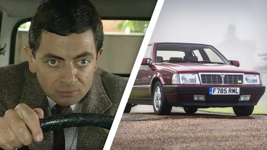 Mr. Bean vende la sua Lancia Thema Ferrari