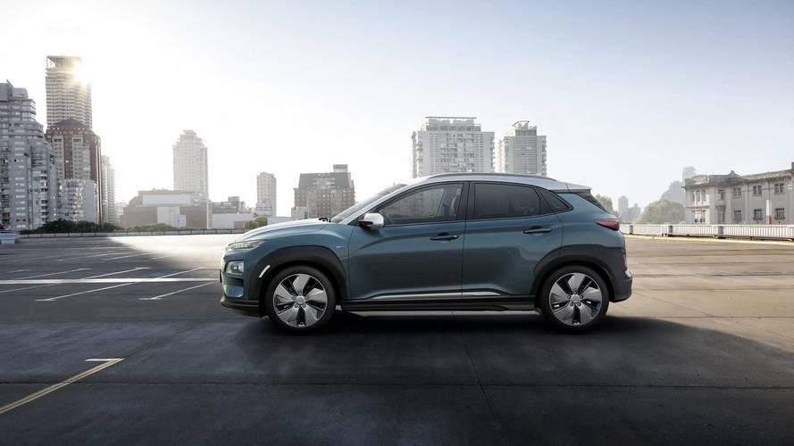 2018 Hyundai Kona Electric