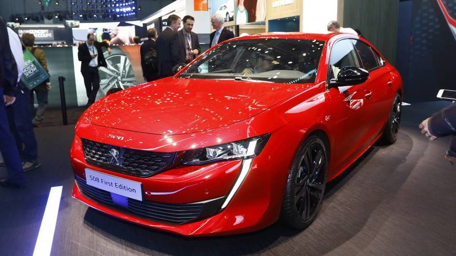 New Peugeot 508 First Edition Has All The Bells And Whistles