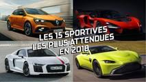 Sportives, 2018