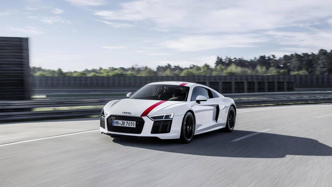 Audi R8 RWS (2018)
