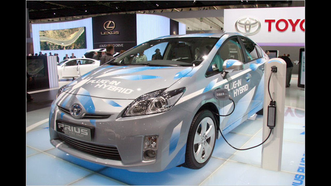 Toyota Prius Plug-in-Version