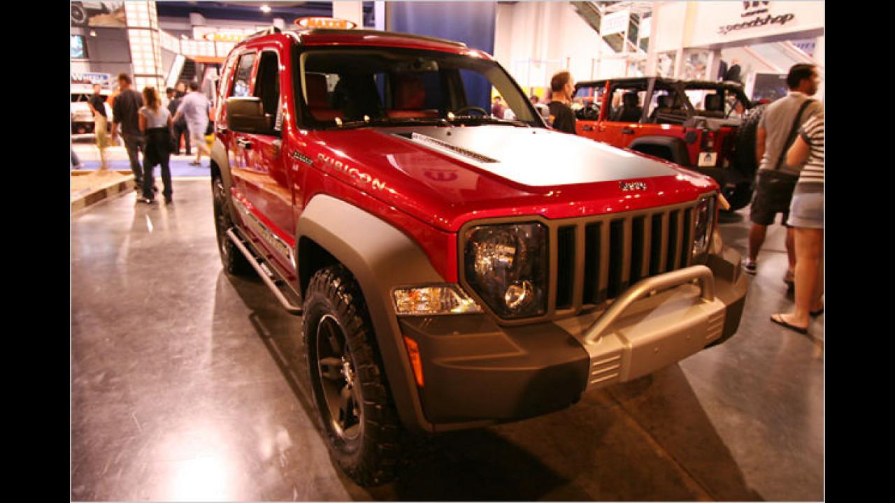 Jeep Liberty Limited