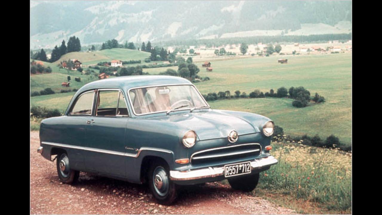 Ford Taunus 15M P1