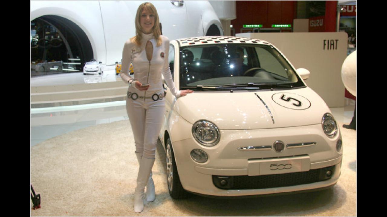 Wir haben es gewusst: Der Fiat 500 IST ein Frauenauto