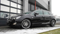 Steinmetz pimps the 2010 Opel Astra