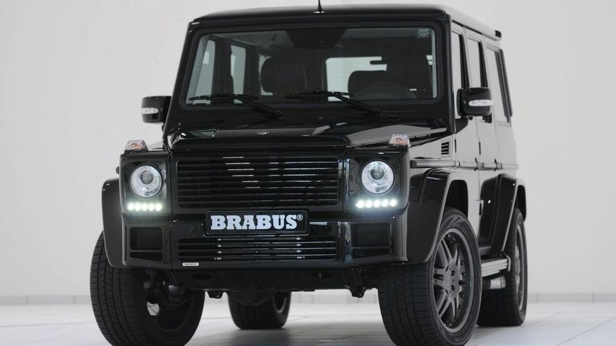 BRABUS G V12 S Biturbo with 700 hp to Bow in Geneva