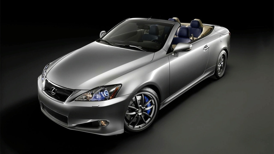 Lexus Expands F-Sport Performance Accessories to GS, IS C and IS AWD Models