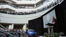 Chrysler Group LLC CEO Sergio Marchionne