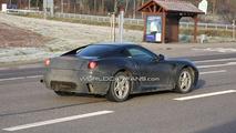 Ferrari Dino spy photos