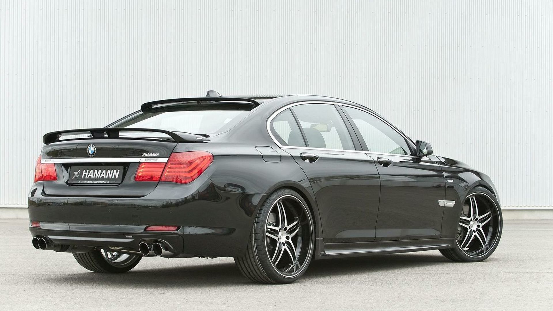 2009 BMW 7 Series Details Released