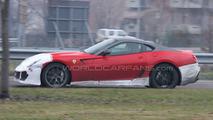 Ferrari 599 GTO spy photo, Maranello, Italy, 23.02.02010