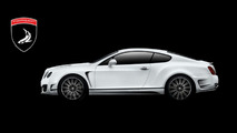 Bentley Continental GT Bullet by Russia's TopCar