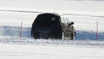 2010 Kia Sportage Spied in the Snow