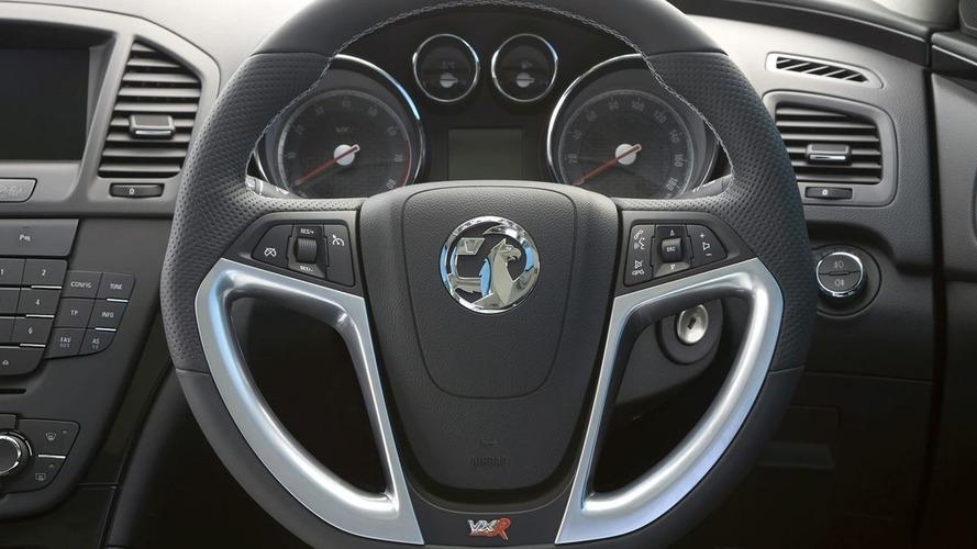 Vauxhall Insignia VXR aka Opel Insignia OPC Officially Revealed