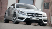 Carlsson CK63 RS based on the Mercedes-Benz CLS 63 AMG 23.09.2011