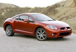 Sportscar Face Plant: Mitsubishi Eclipse