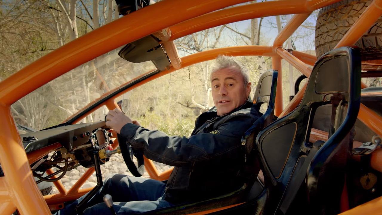 Top Gear second teaser video