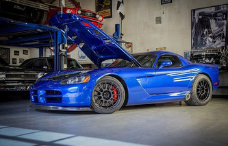 This is What a 2,000 HP Dodge Viper Looks Like