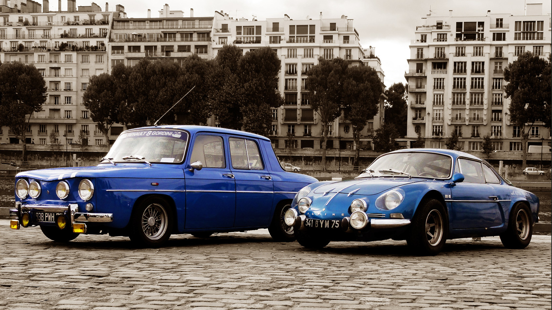 cars exempt from Paris old car traffic ban