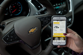 New Maven Service Hints at GM's Vision of the Future