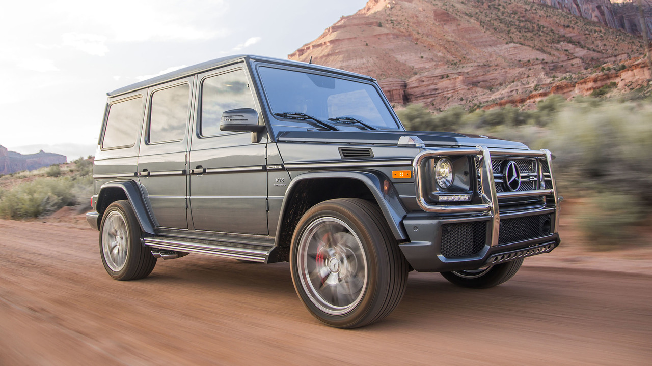 Used Mercedes G Class Review