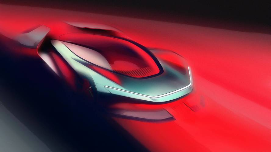 Pininfarina to privately show PF0 electric hypercar during Monterey