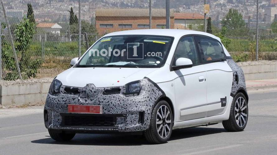 Renault Twingo 2018, restyling muy cercano